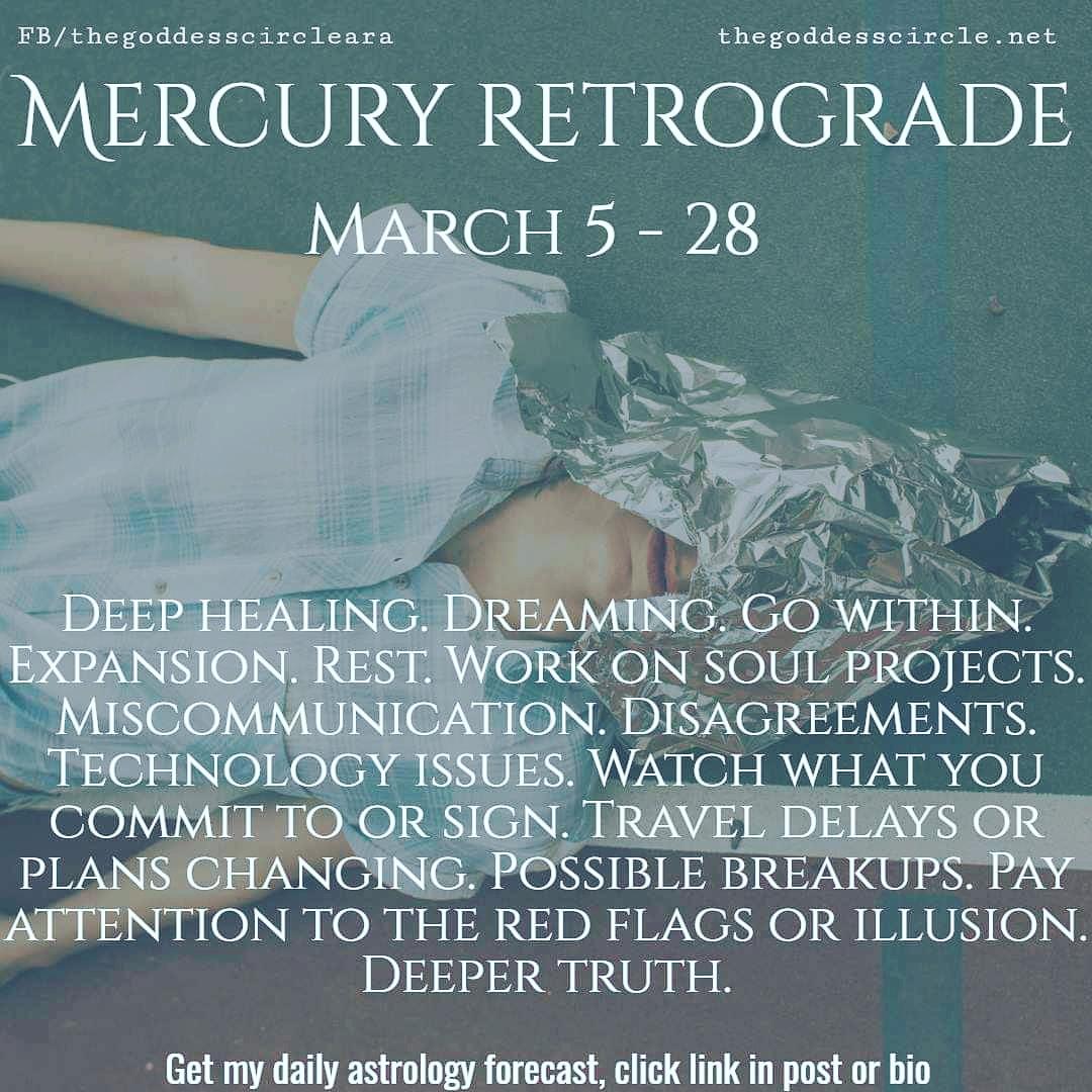 Happy Mercury Retrograde! – Des Moines New Age Shop and community Center